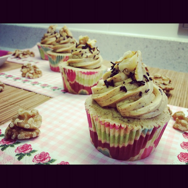 cupcakes de café - cursos cupcakes madrid