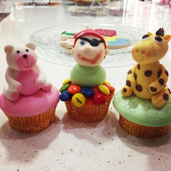 Curso de decoración de cupcakes Madrid