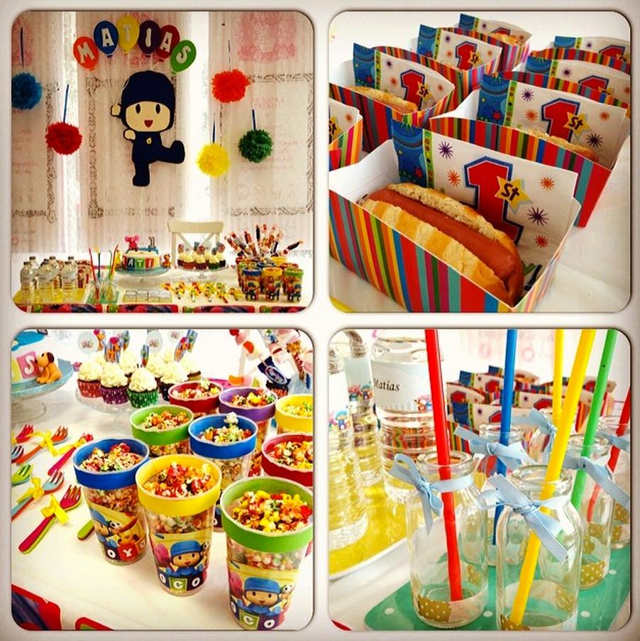 mesas dulces temáticas