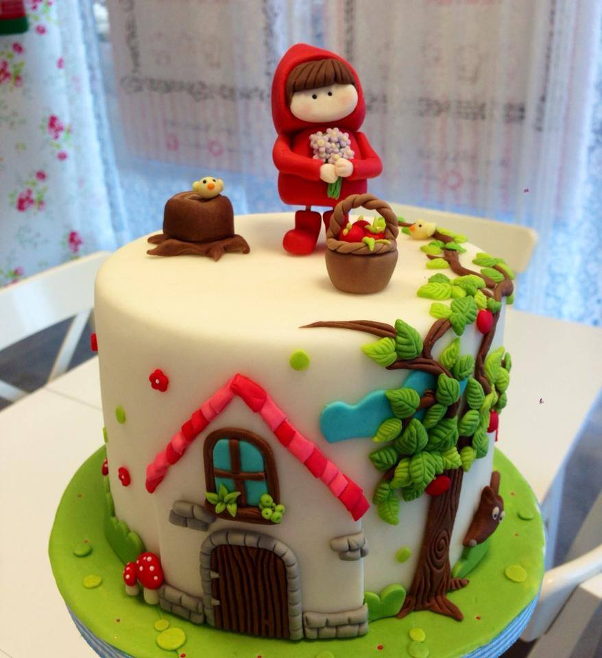 Tartas infantiles decoradas