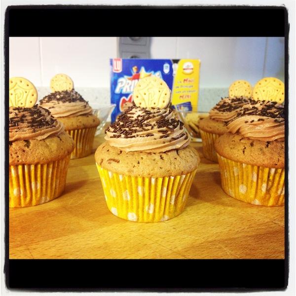 Curso cupcakes Zaragoza