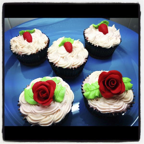 Cursos cupcakes en Alcalá de Henares
