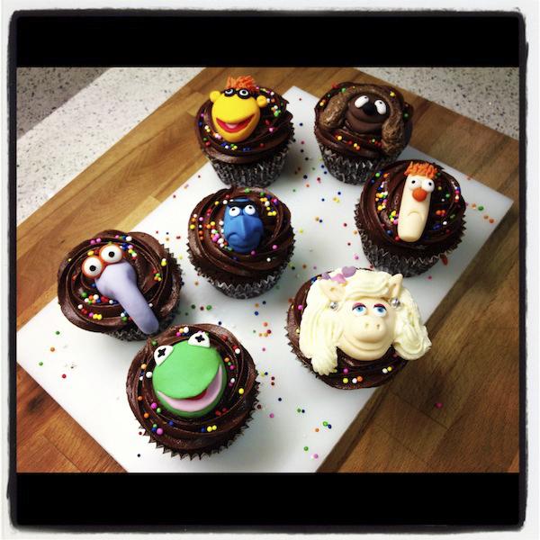 Cursos de cupcakes Zaragoza