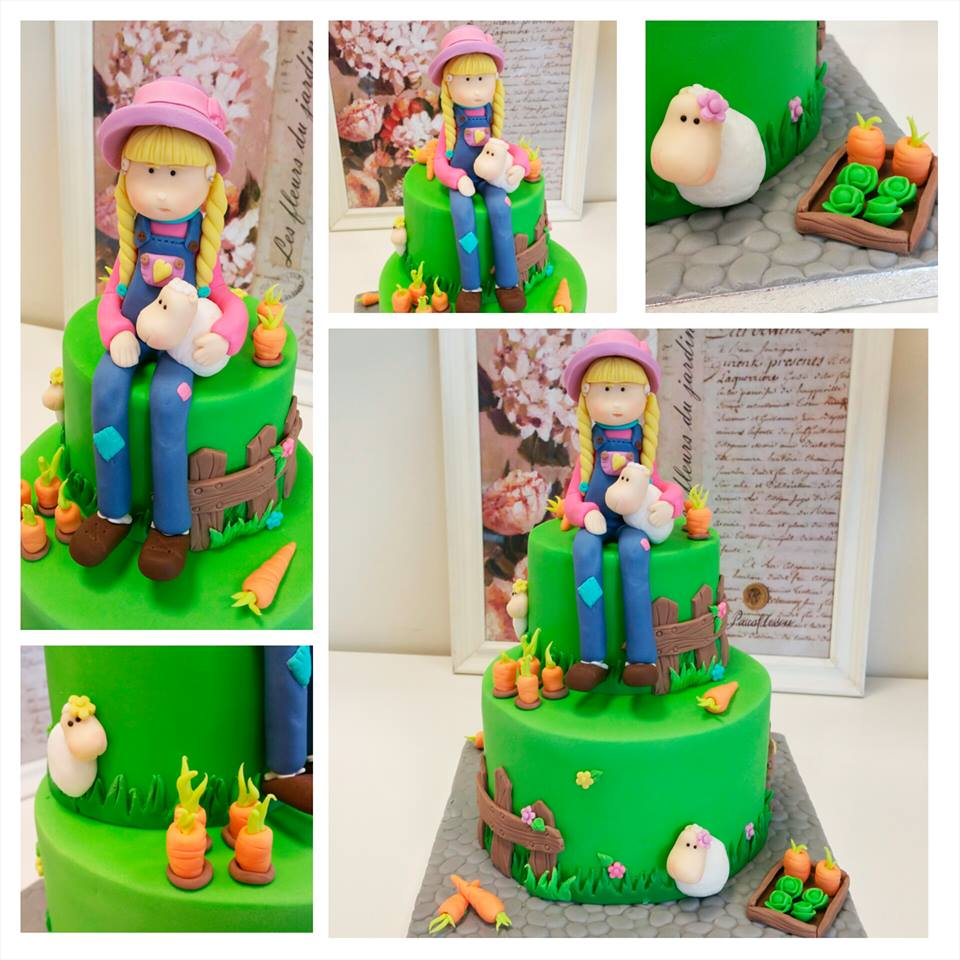 Os apetece aprender a hacer tartas fondant zaragoza - Decoracion zaragoza ...