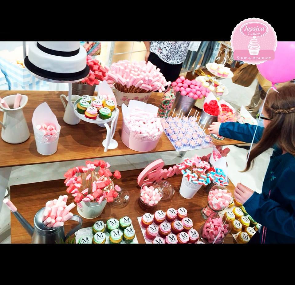 mesas dulces para baby showers en bucaramanga