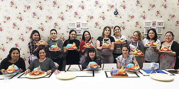 cursos de pastelería en Madrid