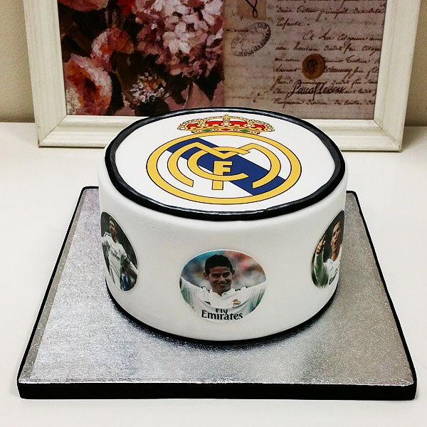 tartas con papel comestible madrid