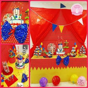 Mesas dulces Zaragoza