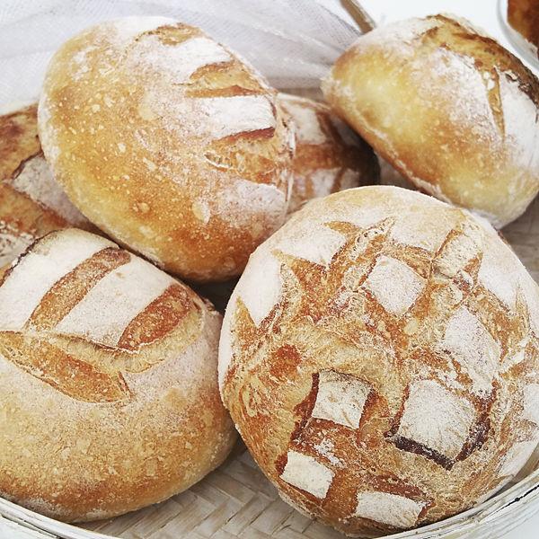 Curso de panes franceses