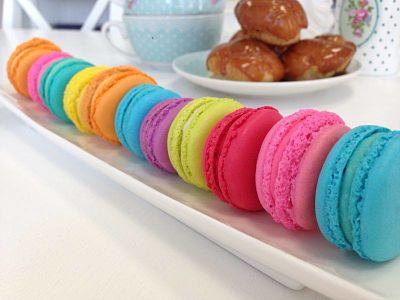 cursos macarons madrid