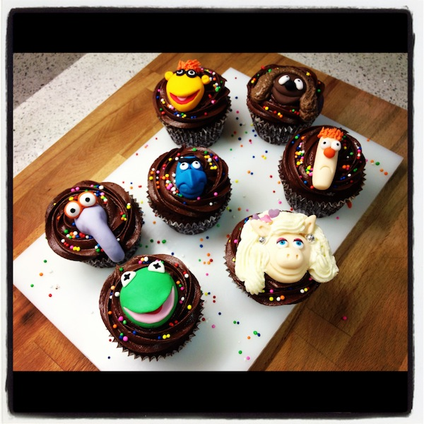 Cursos de Cupcakes y galletas decoradas