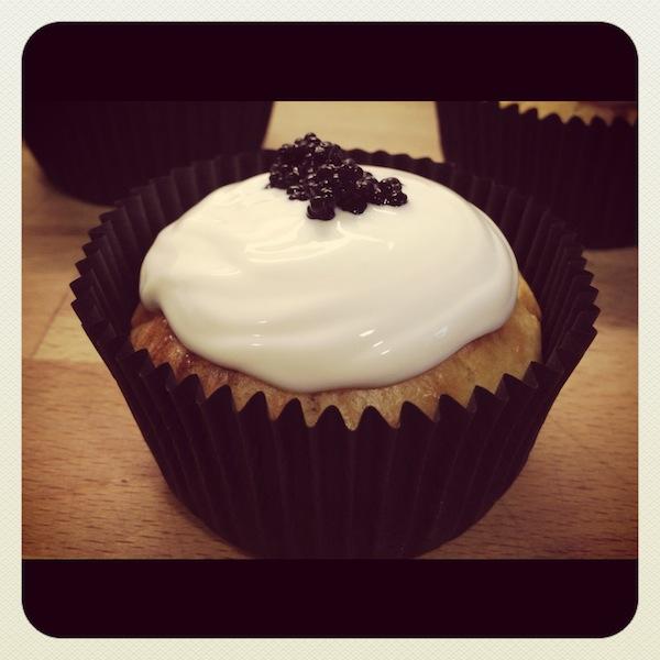 Salmon cupcakes para cursos cupcakes madrid