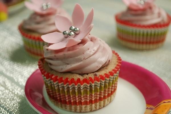 Cupcake mora