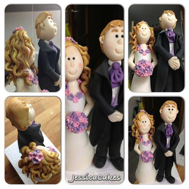 tartas originales de boda