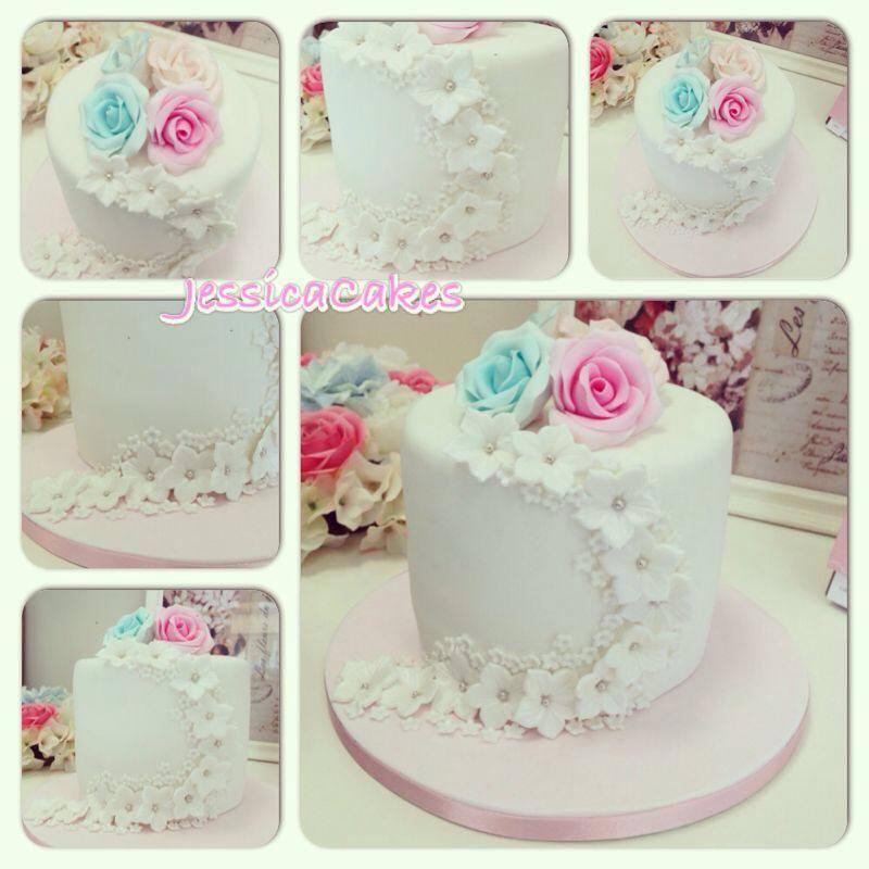 tarta cumpleaños fondant