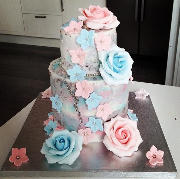 tartas de boda originales