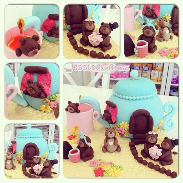 curso decoración de tartas madrid