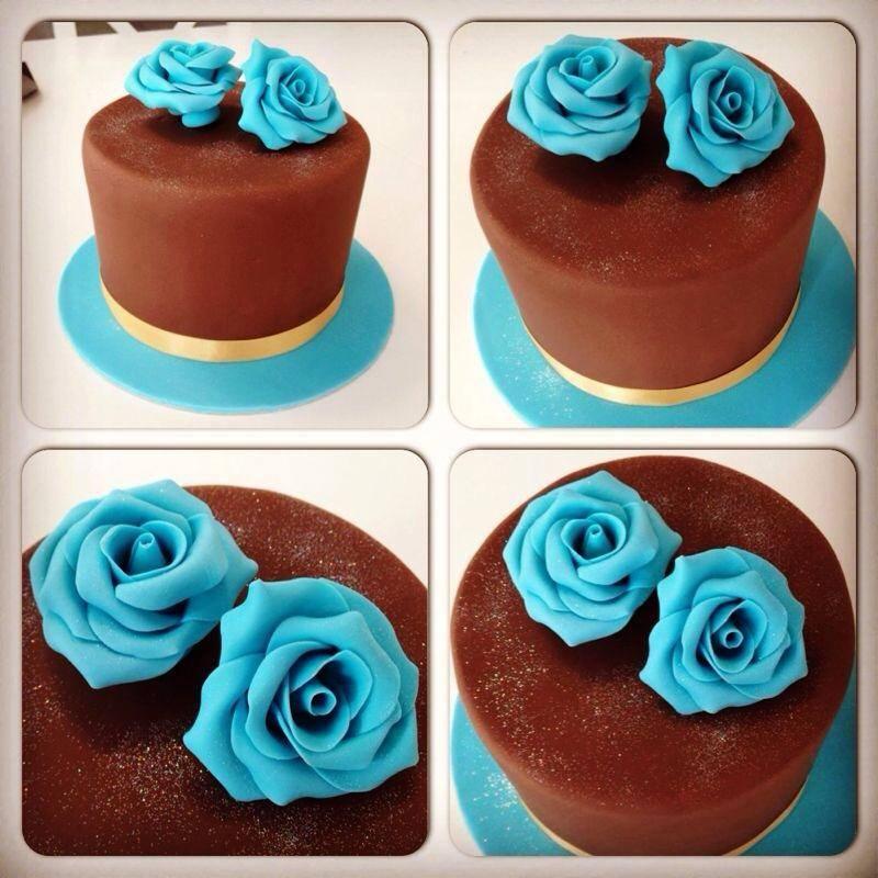 tartas para mesas dulces