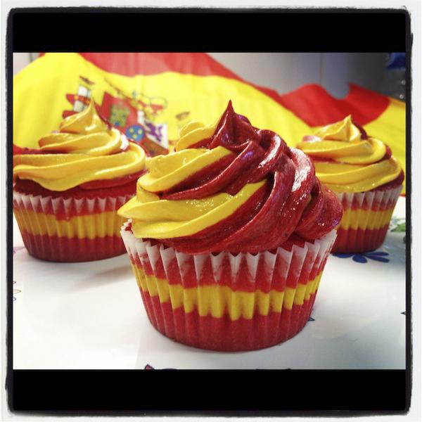 Curso cupcakes en Zaragoza