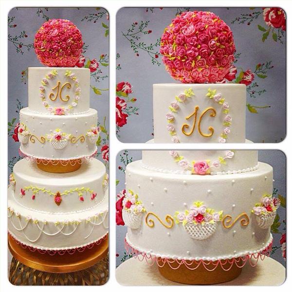 tortas para boda en bucaramanga