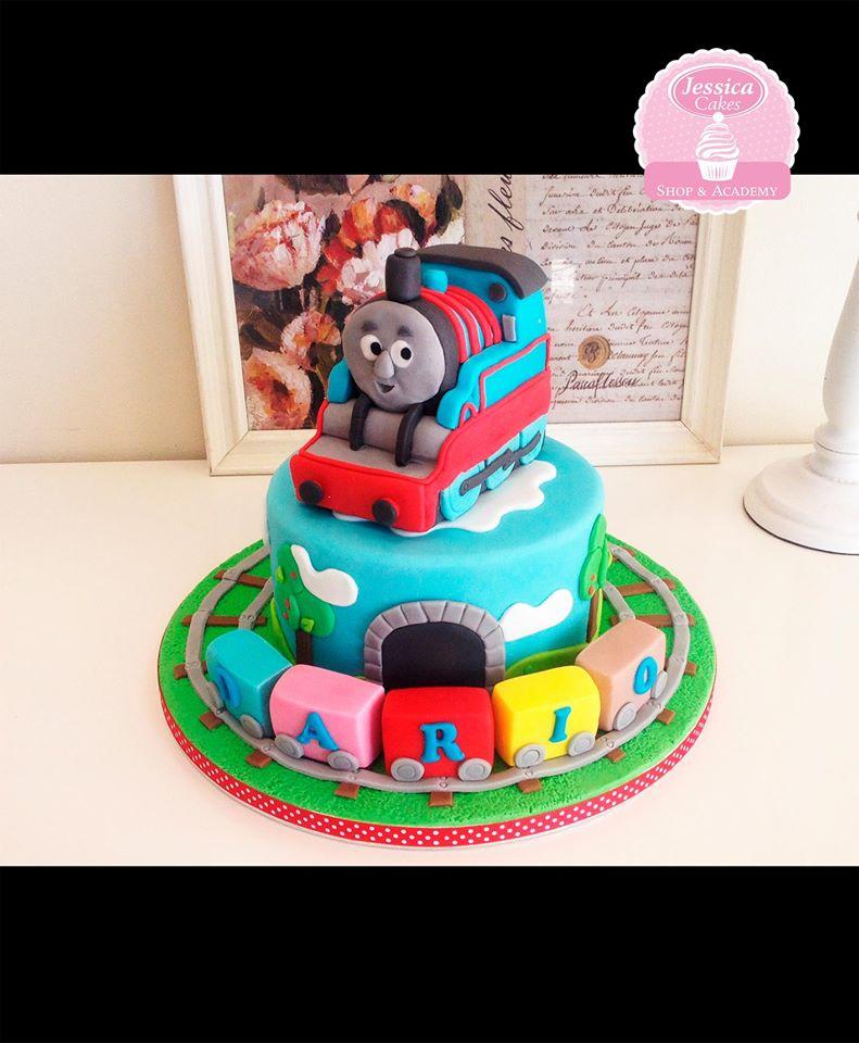 tartas decoradas infantiles