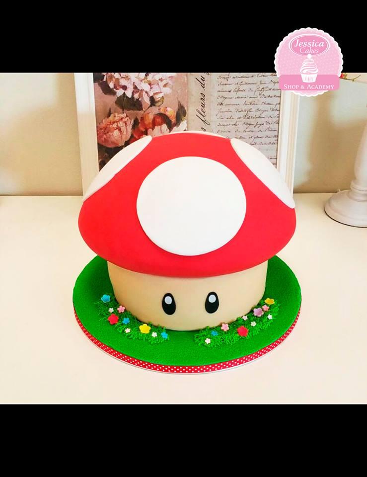 hacer tartas con fondant