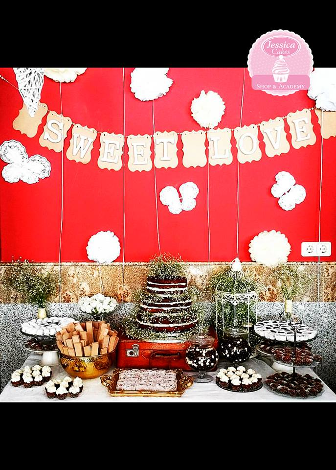 Mesas duces para bodas en bucaramanga