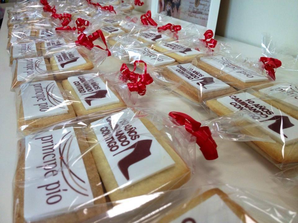 Galletas personalizadas en Bucaramanga