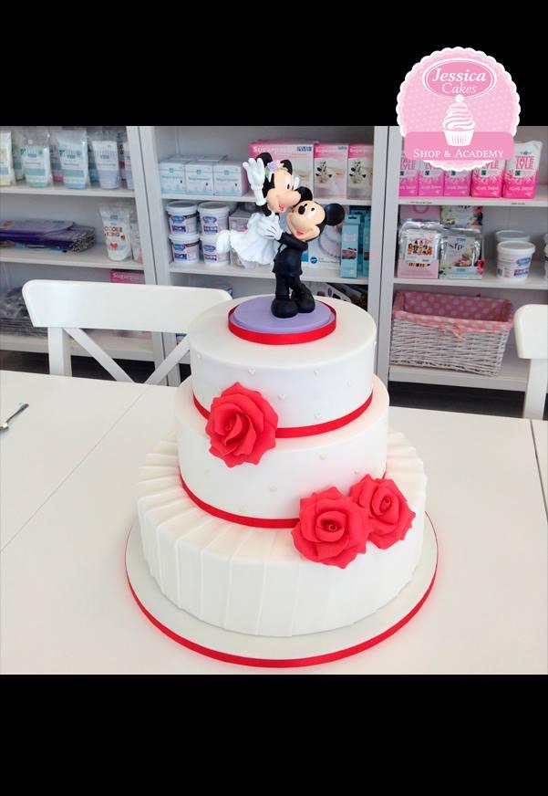 tortas para bodas en Bucaramanga