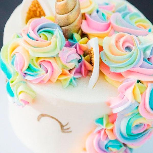Curso decoración de tortas enBogotá