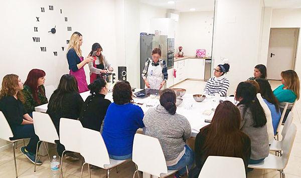 Curso de pastelería Madrid y Zaragoza