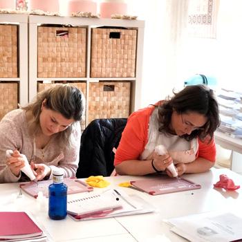 Escuela de pastelería en Madrid